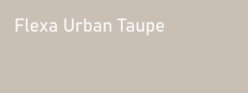 urban taupe flexa